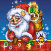 Пазлы Дед Мороз…