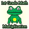 1st Grade Math Multiplica…