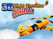 3D Flight Simulator Stunt…