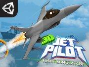 3D Jet Pilot Flight Simul…