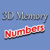 3D Memory: Numbers