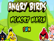 Angry Birds Memory Match …