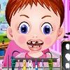 Baby Emma At Dentist