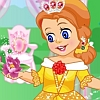 Baby Princess Dress Up Ga…