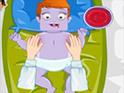 Baby Zoe Halloween Massag…