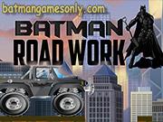 Batman Road Work