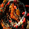 Bead Necklace Slider