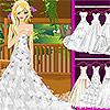 Beautiful Wedding Dressup