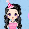 Birthday Girl Face Art Dr…