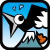 Black crow. Hidden object…