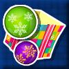 Collect the christmas bal…