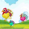 Colorful Turkey Matching