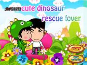 Cute Dinosaur Rescue Love…