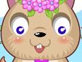 Cute Hamster Dress Up