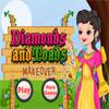 Diamonds and Toads Makeov…