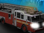 Fire Truck City Driving S…
