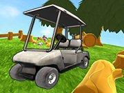 Golf Cart Parking Challen…