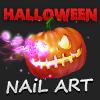 Hallooween Nail Art