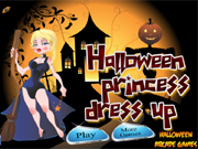 Halloween Princess Dress …