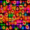 Hearts for you slider