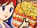 Lasagna: Sara's Cooking C…