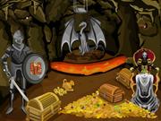 Magma Treasure Cave Escap…
