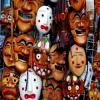 Masks Hidden Images