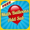 Math Balloons Addition Su…
