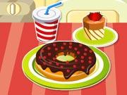Melting Donut Decoration
