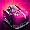 Mini pink car slide puzzl…