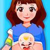 Mom Give Birth Newborn Ba…