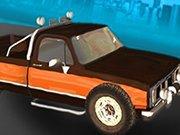 Pickup Truck City Driving…