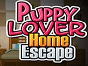 Puppy Lover Home Escape