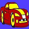 Racing concept car colori…