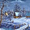 Racing in Winter Wonderla…