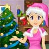 Sara Christmas Dress up