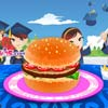 School Hamburger Deco