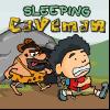 Sleeping Caveman
