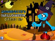 Smurfette's Halloween Dre…