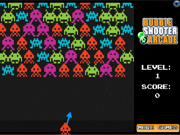 Space Invaders Bubble Sho…
