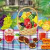 Summer Food Table Decorat…