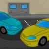 Town Traffic Parking