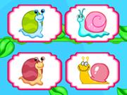 Twirl Snail Pairs