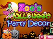 Zoe's Halloween Party Dec…