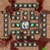 Zombie tower defence