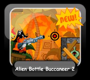 Alien bottle buccaneer 2