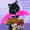 halloween kitty preperati…