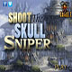 Shoot The Skull Sniper Game