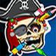 Pirate Skeleton at Dentis…