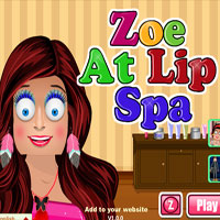 Zoe At Lip Spa
